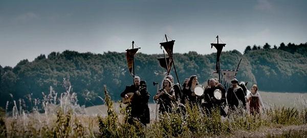 Music Pagan Folk Faun Romanticism 音乐 异教民谣 Faun乐队 浪漫主义 Yalan雅岚 黑摄会